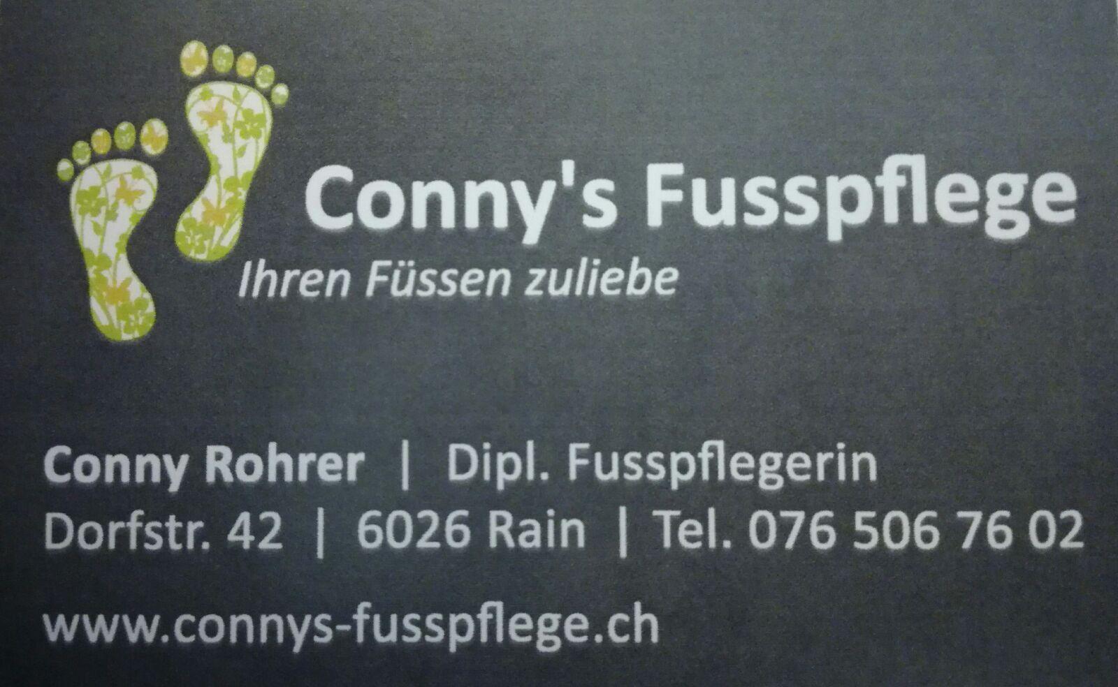 Conny S Fusspflege
